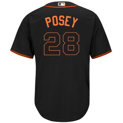 Majestic Men's San Francisco Giants Buster Posey #28 Cool Base® Jersey