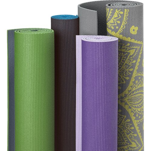 Gaiam Plum Jam Premium Yoga Mat - view number 4
