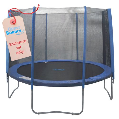 Upper Bounce® 15' Enclosure Set for Trampolines with 4 or 8 W-Shaped Legs