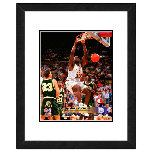 Photo File Louisiana State University Shaquille O'Neal 8' x 10' Action Photo