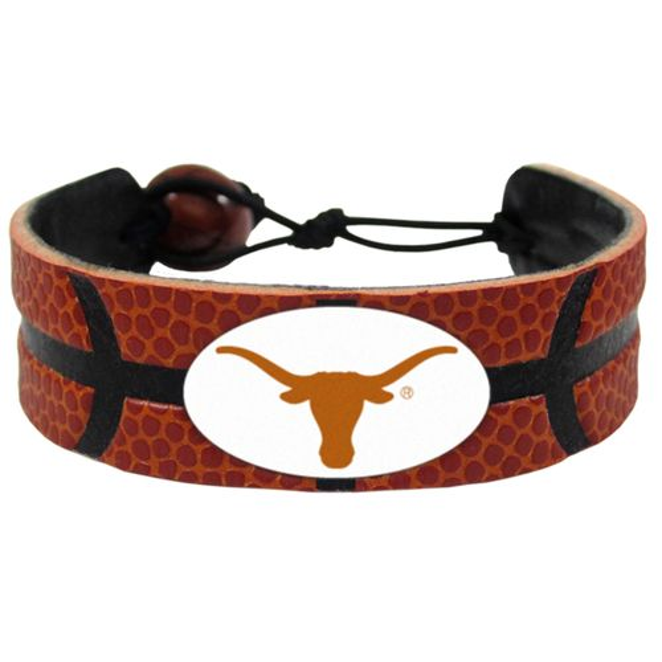 GameWear University of Texas Classic Basketball Bracelet