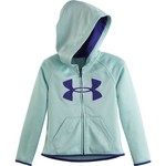 Under Armour® Girls' Big Logo Hoodie