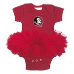 Two Feet Ahead Infant Girls' Florida State University Tutu Creeper