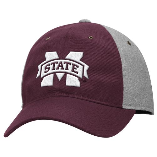 adidas™ Men's Mississippi State University Adjustable Slouch Cap
