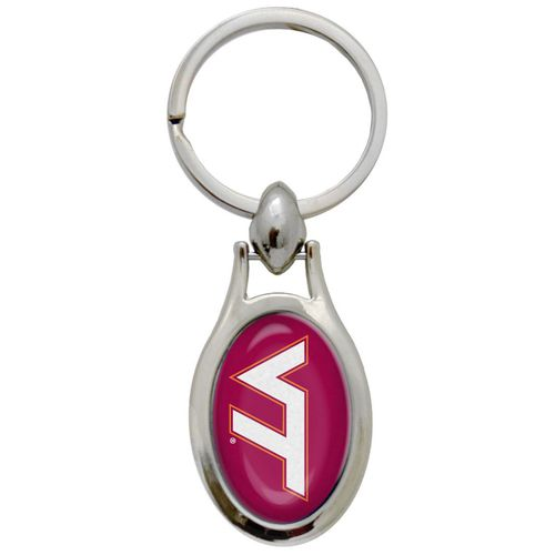 Stockdale Virginia Tech Key Chain
