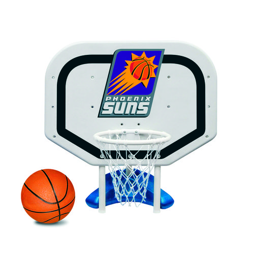Poolmaster® Phoenix Suns Pro Rebounder Style Poolside Basketball Game