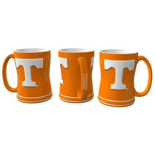 Boelter Brands University of Tennessee 14 oz. Relief-Style Coffee Mug