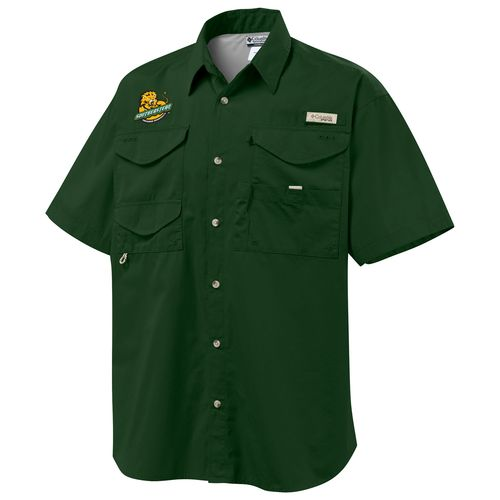 Columbia Sportswear Men's Southeastern Louisiana University Bonehead™ Short Sleeve Shirt