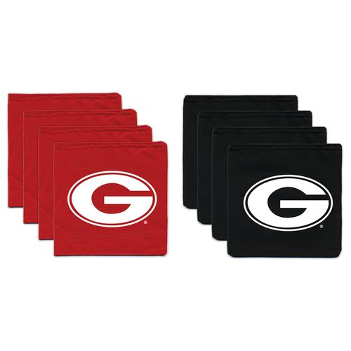 BAGGO® University of Georgia 12 oz. Cornhole Beanbag Toss Bags 8-Pack