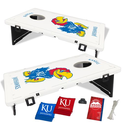BAGGO® University of Kansas Beanbag Toss Game