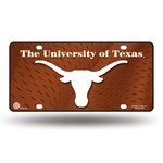 Rico University of Texas Metal Auto Tag