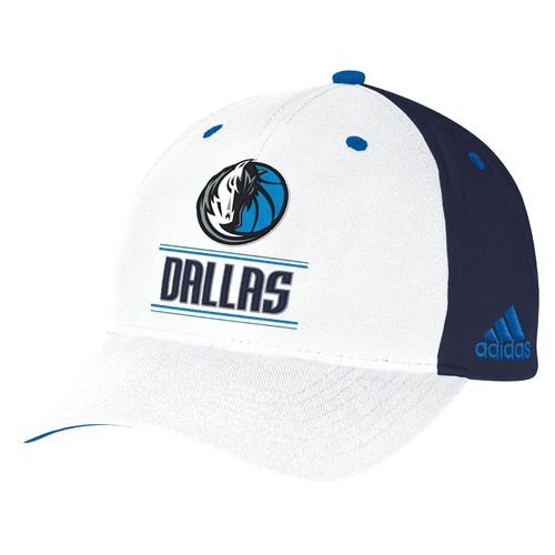 adidas™ Men's Dallas Mavericks Structured Adjustable Cap
