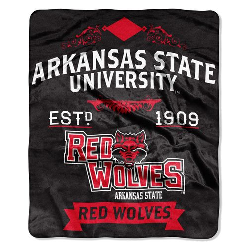 The Northwest Company Arkansas State University Label Raschel