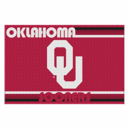 The Northwest Company University of Oklahoma Acrylic Tufted Rug - view number 1