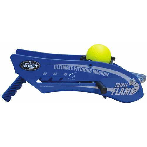 Louisville Slugger Triple Flame Ultimate Pitching Machine - view number 1