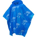 Storm Duds Men's University of Kansas Lightweight Stadium Poncho - view number 1
