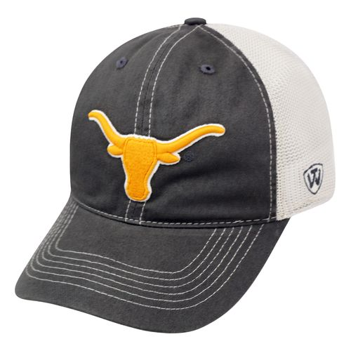 Top of the World Adults' University of Texas Putty Cap - view number 1