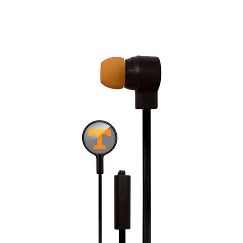 Mizco University of Tennessee Big Logo Earbuds