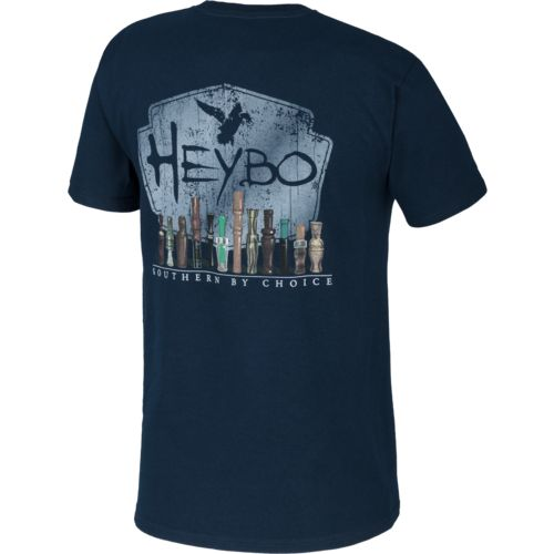 Heybo Adults' Duck Calls T-shirt