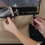 Classic Accessories Fairway Collection FadeSafe™ Club Car® Precedent Golf Cart Enclosure - view number 8