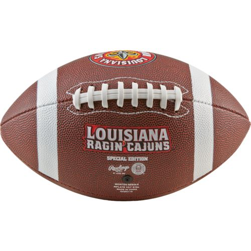 Rawlings University of Louisiana at Lafayette Game Time Full-Size Football - view number 2