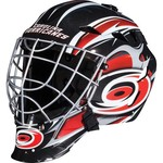Franklin Boys' Carolina Hurricanes GFM 1500 Goalie Face Mask - view number 1