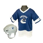 Franklin Kids' Vancouver Canucks Uniform Set