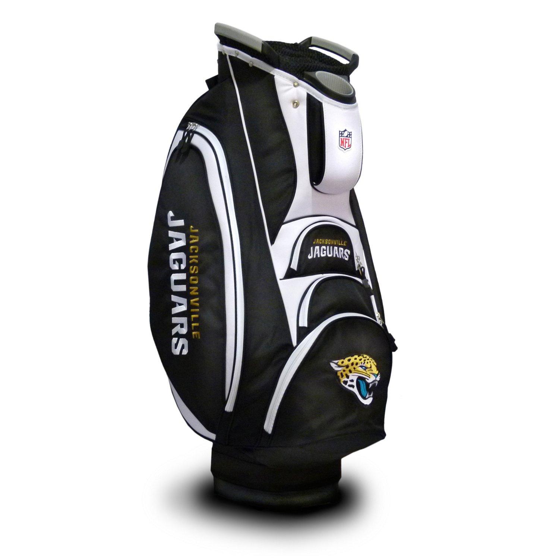 Team Golf Jacksonville Jaguars Victory Cart Golf Bag
