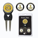 Team Golf Georgia Tech Divot Tool and Ball Marker Set - view number 1