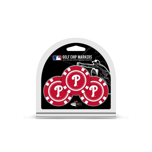 Team Golf Philadelphia Phillies Poker Chip and Golf