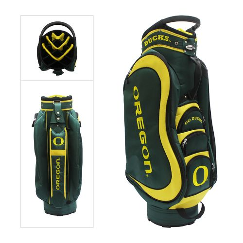 Team Golf University of Oregon Medalist 14-Way Cart Golf Bag