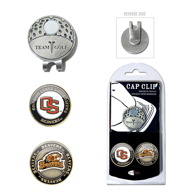 Team Golf Oregon State University Marker Cap Clip