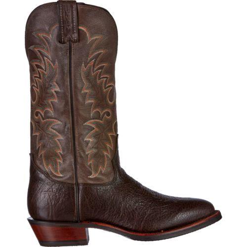 Tony Lama Men's Java Conquistador Shoulder Americana Western