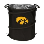 Logo™ University of Iowa Collapsible 3-in-1 Cooler/Hamper/Wastebasket