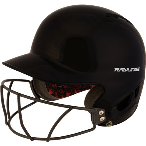 Rawlings® Youth MLB Authentic Style T-Ball Batting Helmet with Faceguard