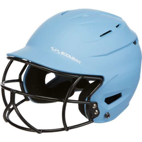 Boombah Kids' Defcon Sleek Profile Softball Helmet with Mask
