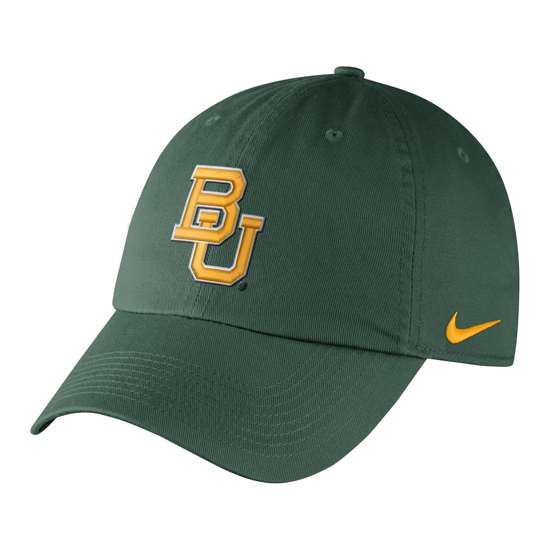 Nike™ Men's Baylor University Dri-FIT Heritage86 Authentic Cap