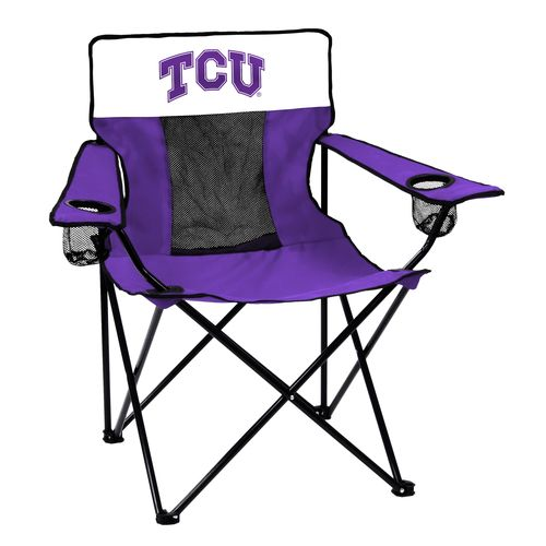 Logo™ Texas Christian University Elite Chair