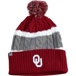 Top of the World Adults' University of Oklahoma Windy Knit Cap