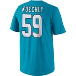 Nike Men's Carolina Panthers Luke Kuechly #59 Player Pride T-shirt