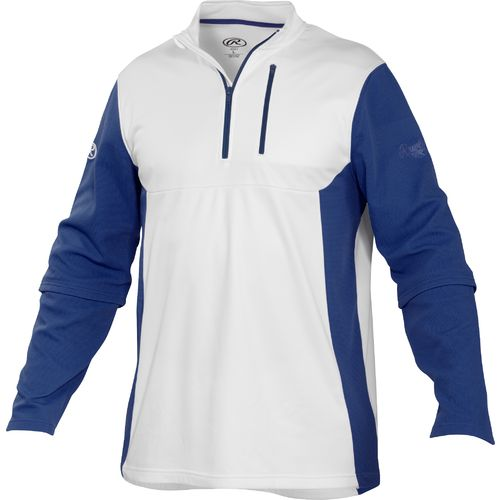 Rawlings Men's 1/4 Zip Fleece Pullover