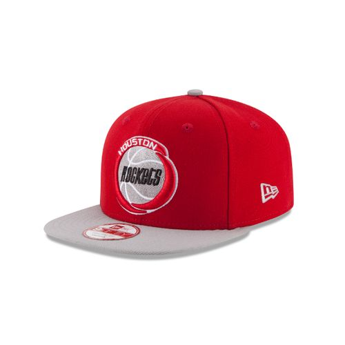 New Era Men's Houston Rockets 9FIFTY® Cap