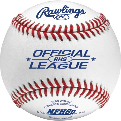 Display product reviews for Rawlings High School Baseballs 2-Pack