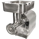 Weston #22 Commercial Grade Electric Meat Grinder and Sausage Stuffer
