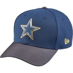 New Era Men's Dallas Cowboys Gold Collection Onfield 39Thirty Cap
