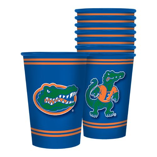 Boelter Brands University of Florida 20 oz. Souvenir Cups 8-Pack