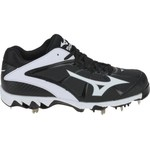 Mizuno Women's 9-Spike Swift 4 Metal Softball Cleats