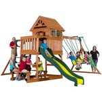 Backyard Discovery™ Springboro Wooden Swing Set