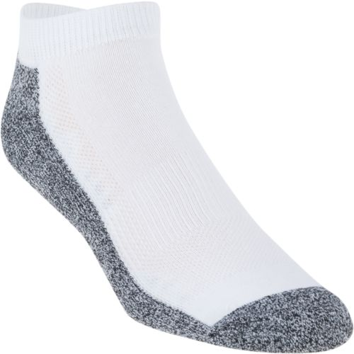 BCG Men's COOLMAX Trainer Low-Cut Socks