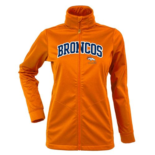 Antigua Women's Denver Broncos SB 50 Champs Golf Jacket